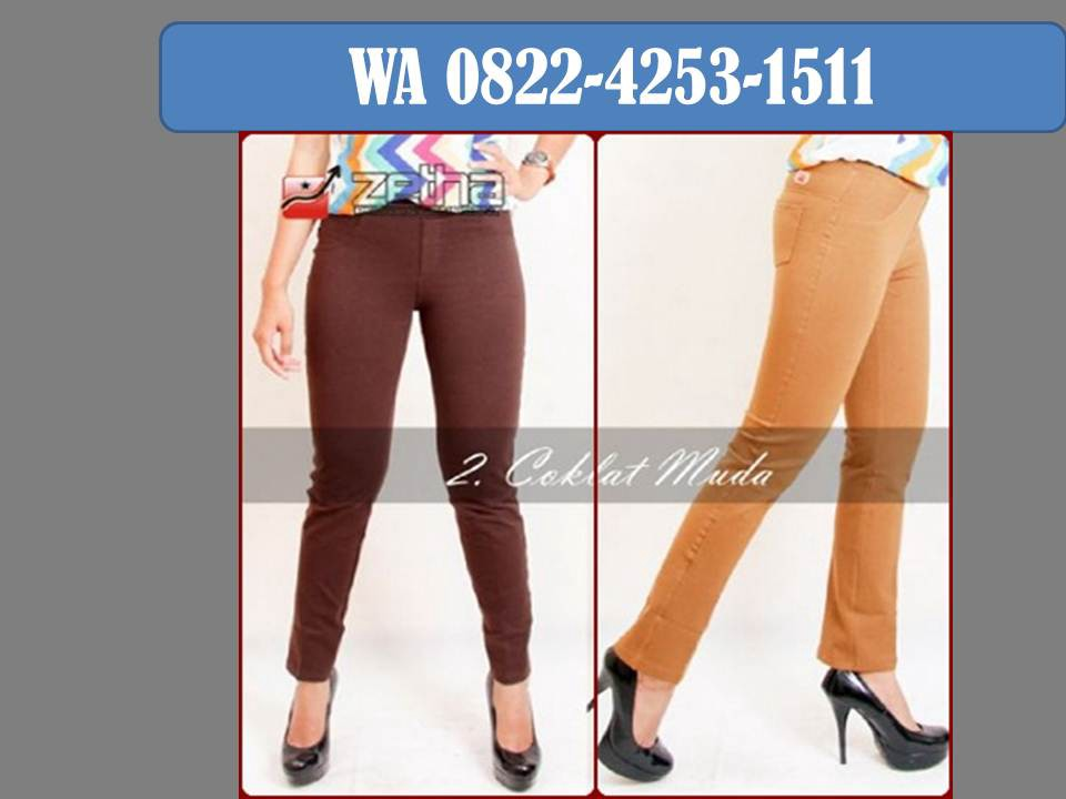 Diskon Wa 0822 4253 1511 Distributor Celana Murah By Distributor Celana Denim Medium