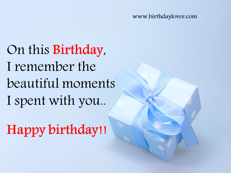 Happy Birthday Wishes Quotes Messages Birthday Lover By Birthday Lover Medium