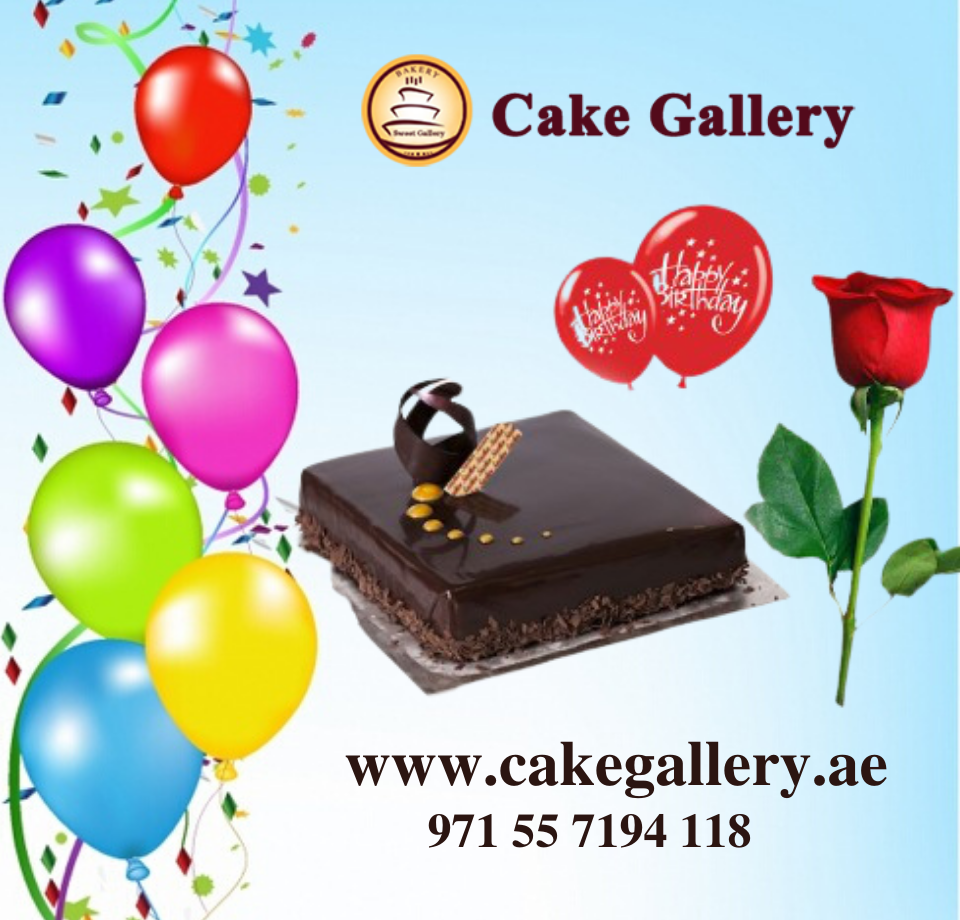 Super Best Quality Cakes In Abu Dhabi Cakegallery Sindhu V Medium Personalised Birthday Cards Veneteletsinfo