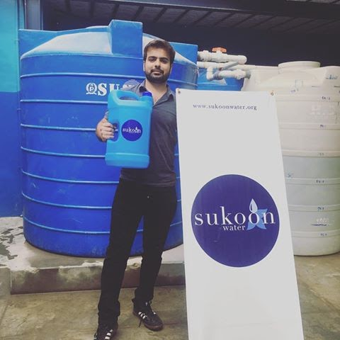 My Return Back to Pakistan, Sukoon Water, and the Limits of Social