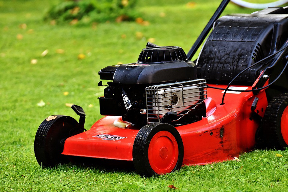 Commercial lawn mowers from Cub Cadet