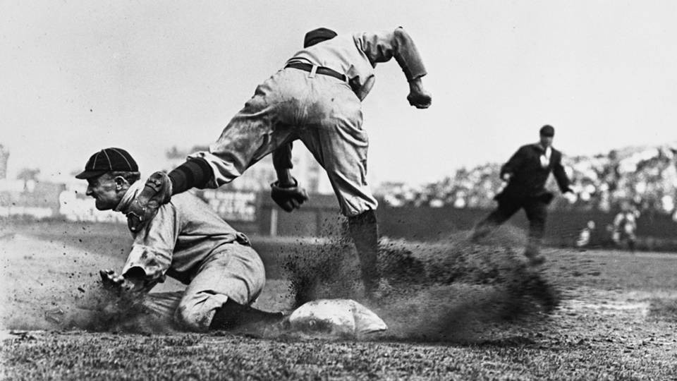 Baseball S Most Famous Photograph By Riley Poole Medium Either way, the falling soldier remains one of history's most famous war photographs. baseball s most famous photograph by