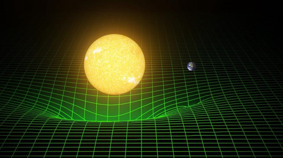What Does Einstein's General Relativity Actually Mean?