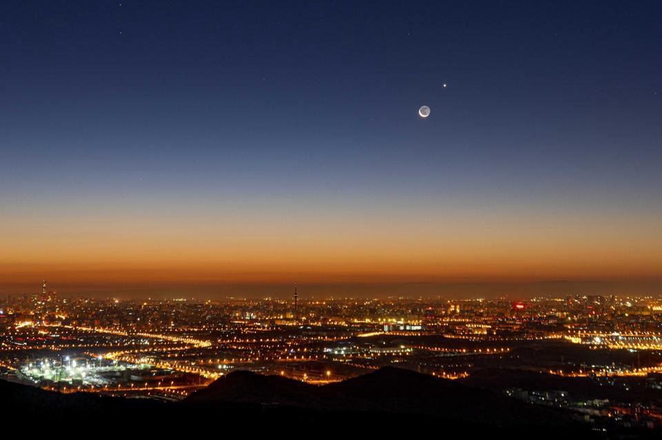 What Did We See When The Moon And Venus Aligned On September 9, 2021?