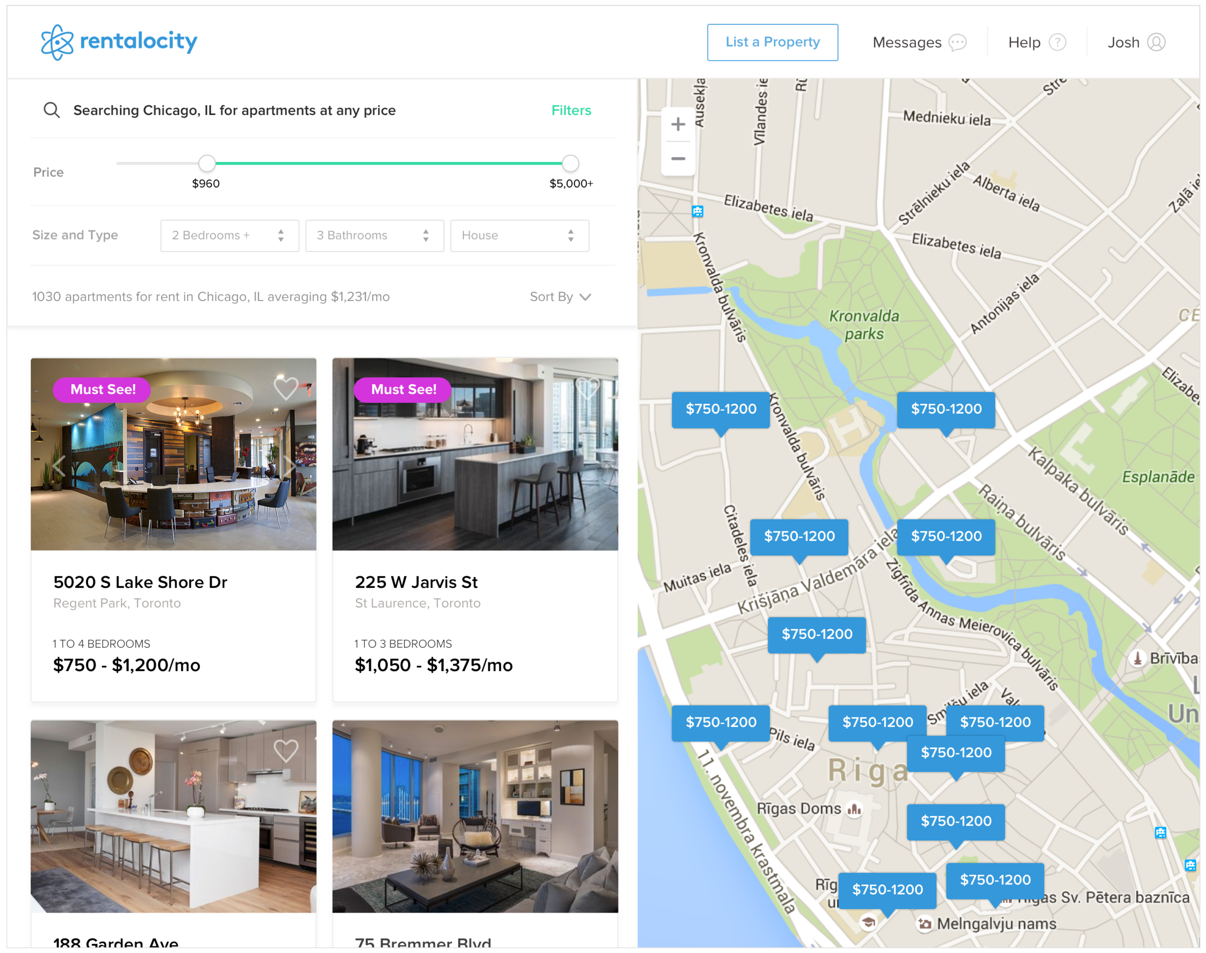 Mls Real Estate Map Canada Canada Real Estate. Rentalocity is a modern real estate… | by