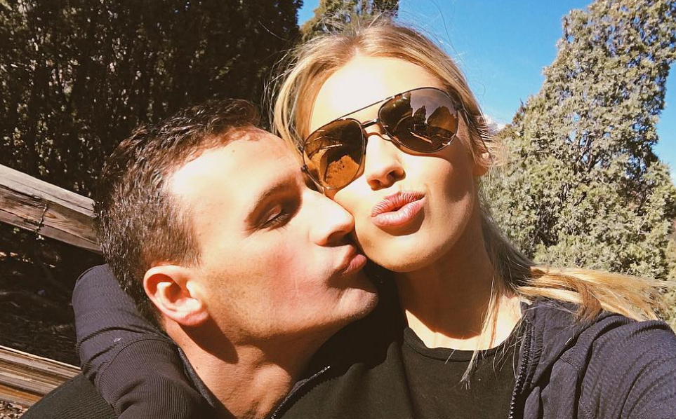 Ryan Lochte Fiancee Expecting A Baby By Spaced Out Magazine Medium
