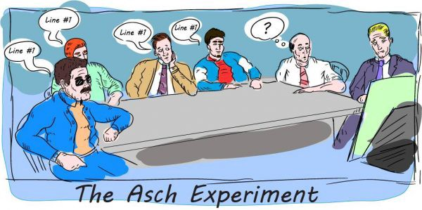the asch experiment