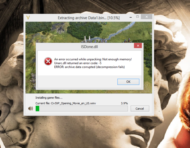 🔊 isdone dll Error When Installing Games — How To Fix isdone dll