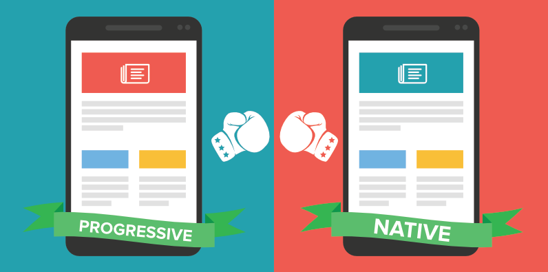Native application VS Progressive Web App: which one should you choose?