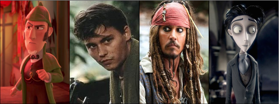 The 4 Types of Johnny Depp Movies - Towards Data Science