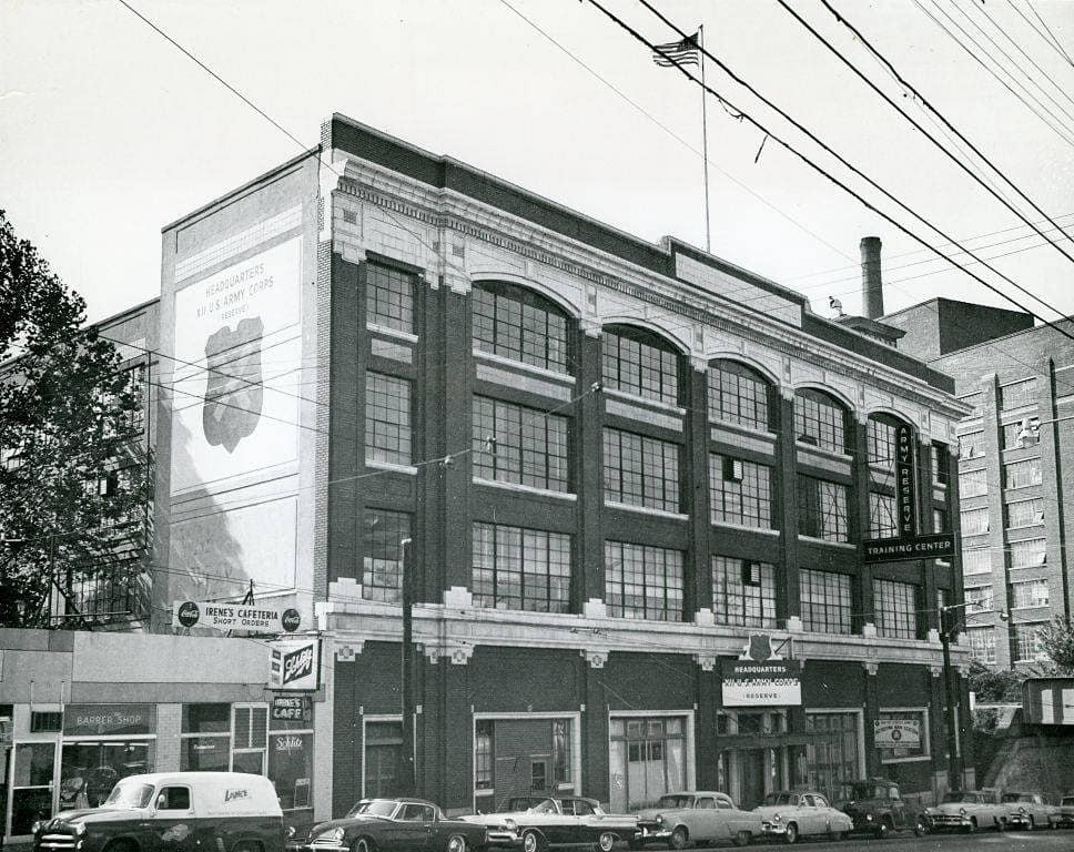 How a Ford assembly plant became part of Atlanta's adaptive-reuse trend