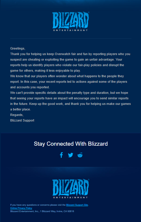A Look Back at how Changes to Blizzard's Policies Eased the