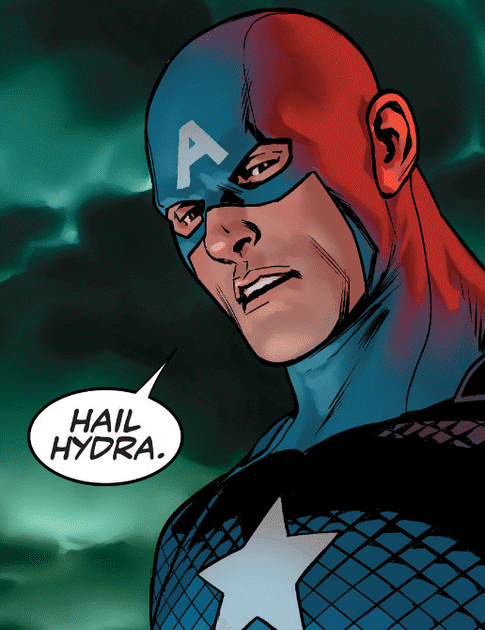 Hail Hydra Are You Kidding Me Captain America Agent Of Hydra 1 By Thaddeus Howze Medium