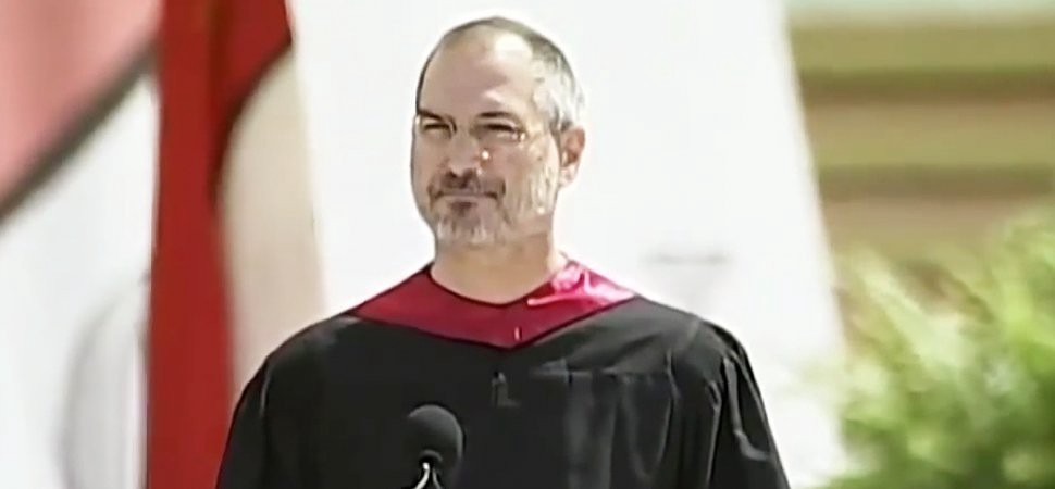 Steve Jobs' commencement speech, and why it still matters.