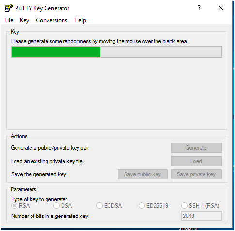 How To Connect Putty/winscp In Google Cloud Virtual Machine