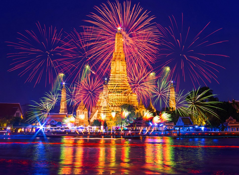 Bangkok New Years Eve 2021 Fireworks, Events, Parties | by Bangkok New Years Eve 2021 ...