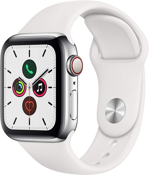 apple watch series 5 stainless steel