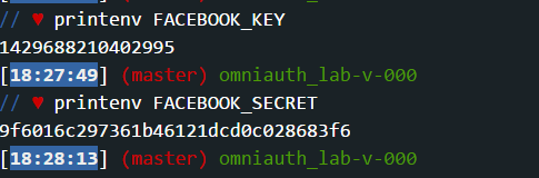 What is OAuth? and How to Setup Facebook OAuth API Access in Rails App