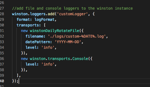 Winston: A Better Way To Log - David McIntosh - Medium