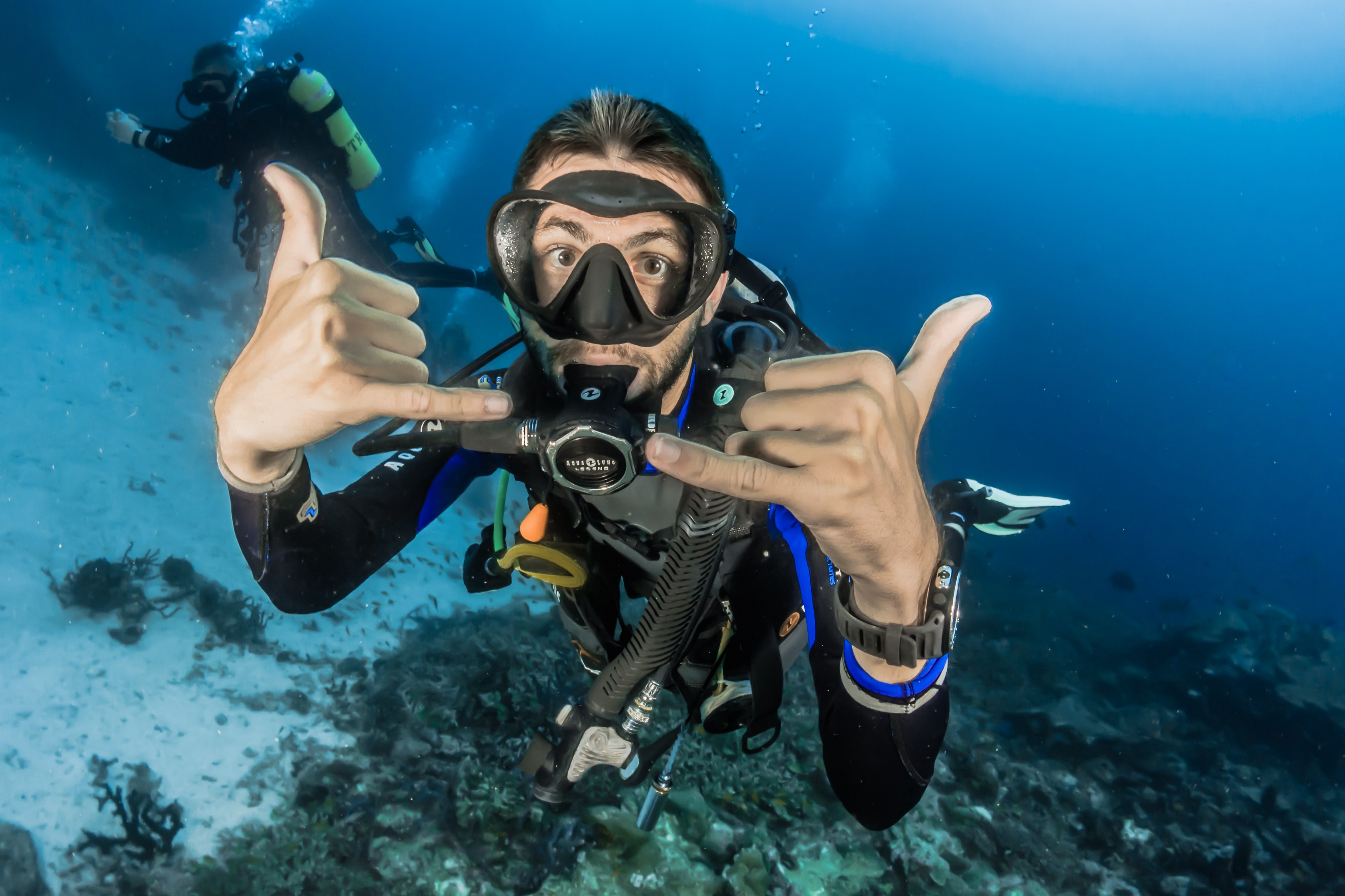 A New Paradigm for the Scuba Diving Industry: It's about diving!