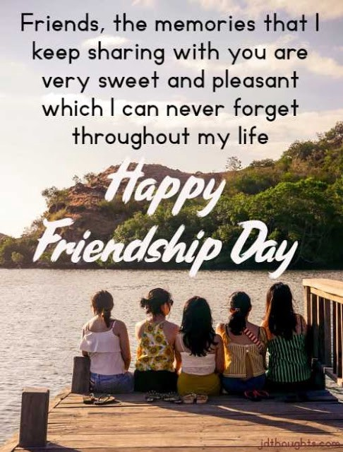 Best Friendship Messages And Quotes On National Friendship Day 2020 By Jdthoughts Medium