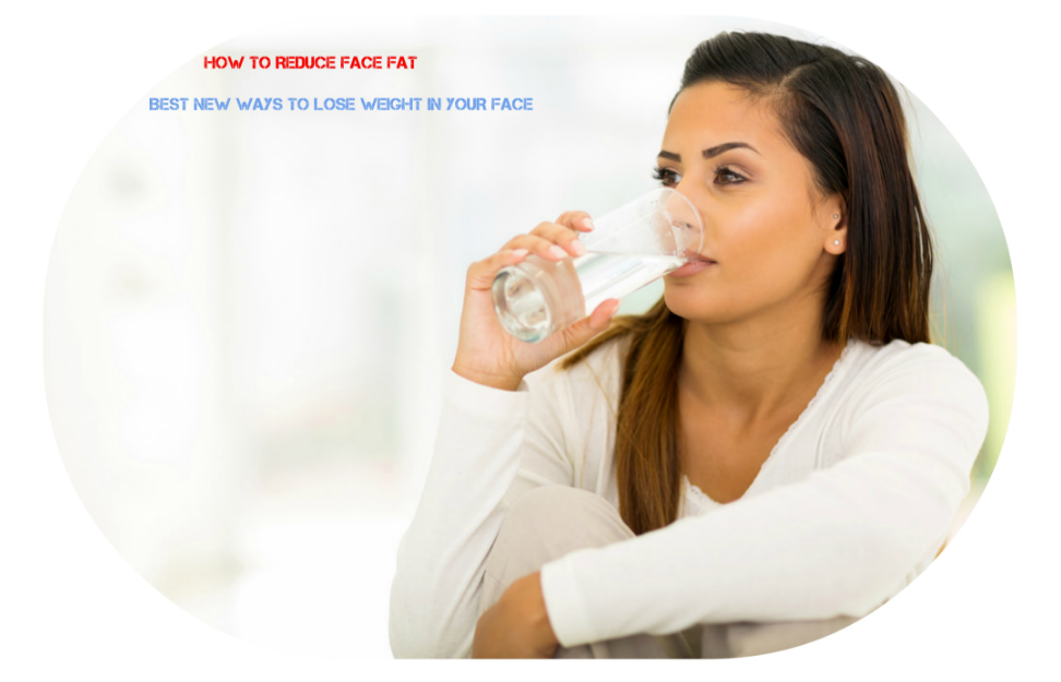 where do you lose weight first face