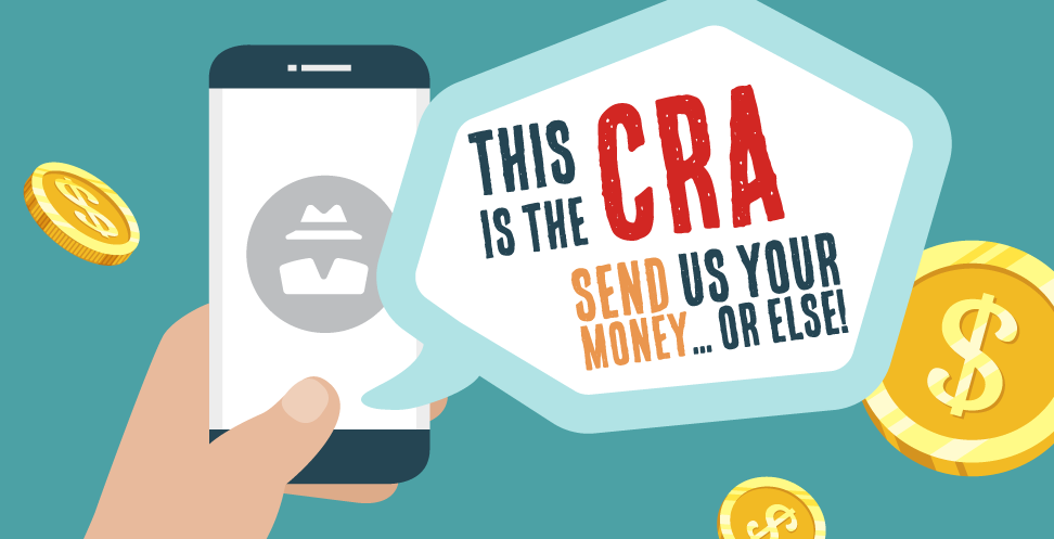 The Cra Is Not Calling You Protect Yourself From Tax Fraud By Hallie Brodie The Quad Ualberta