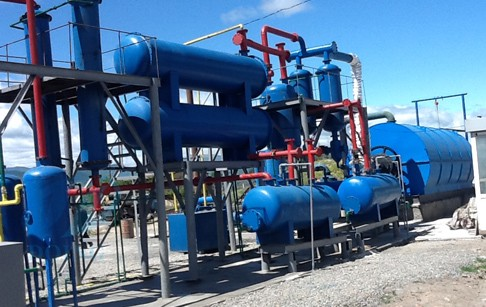 Plastic pyrolysis plant project report - Pyrolysis plant - Medium