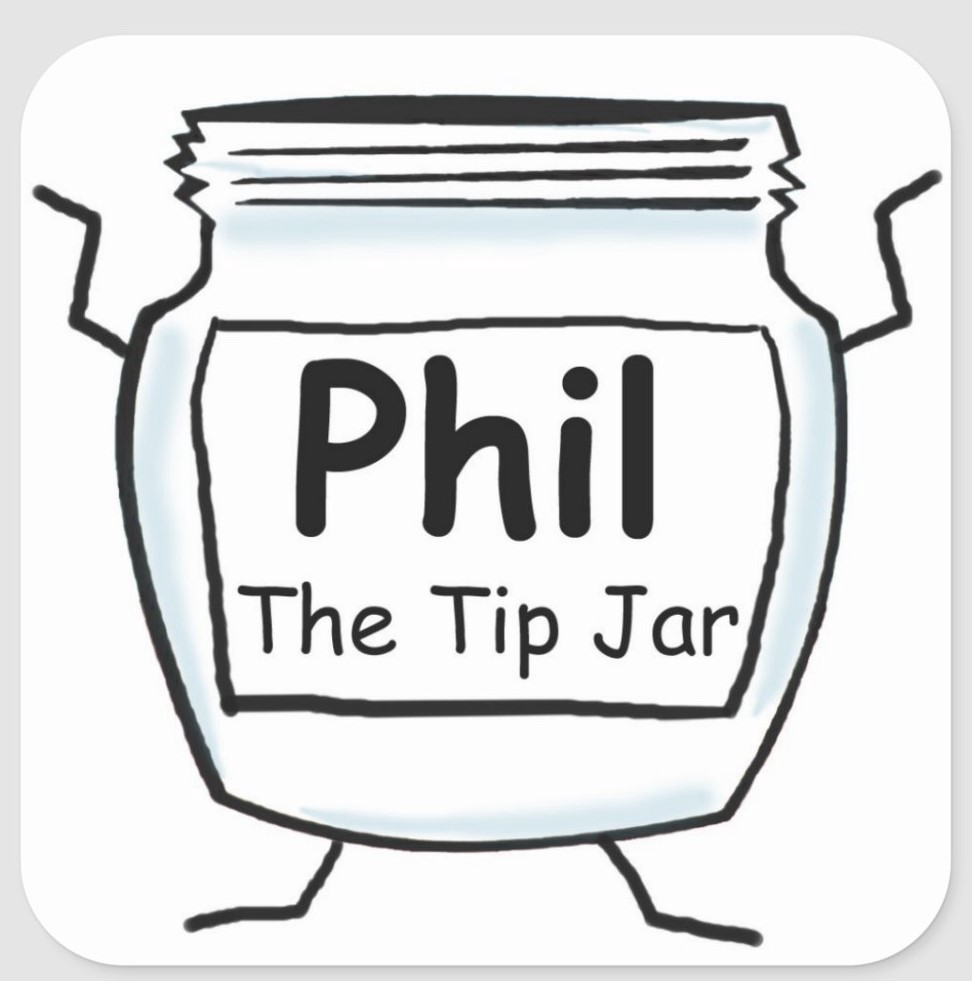 Funny Tip Jars More Tips Have You Ever Seen One Of Those By Rick Post The Haven Medium