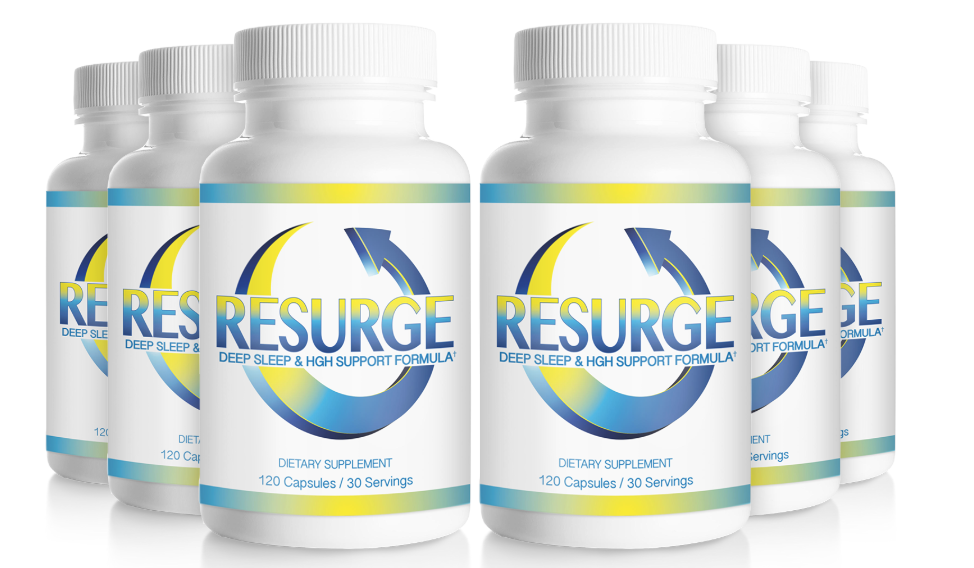 Resurge Supplement Pills Reviews — Price, Does It Work Or Scam?
