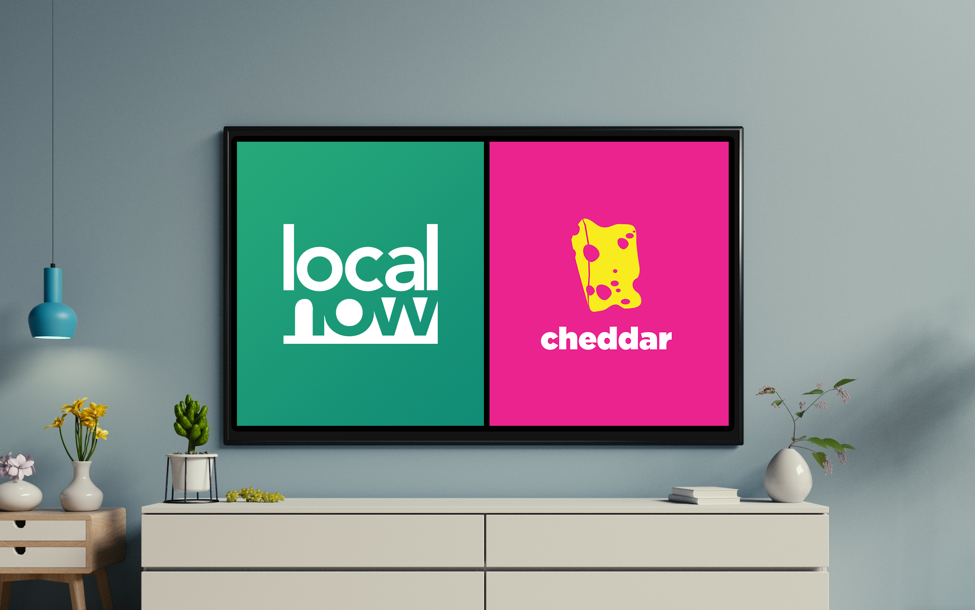 Cheddar and The Weather Channel's Local Now Expand