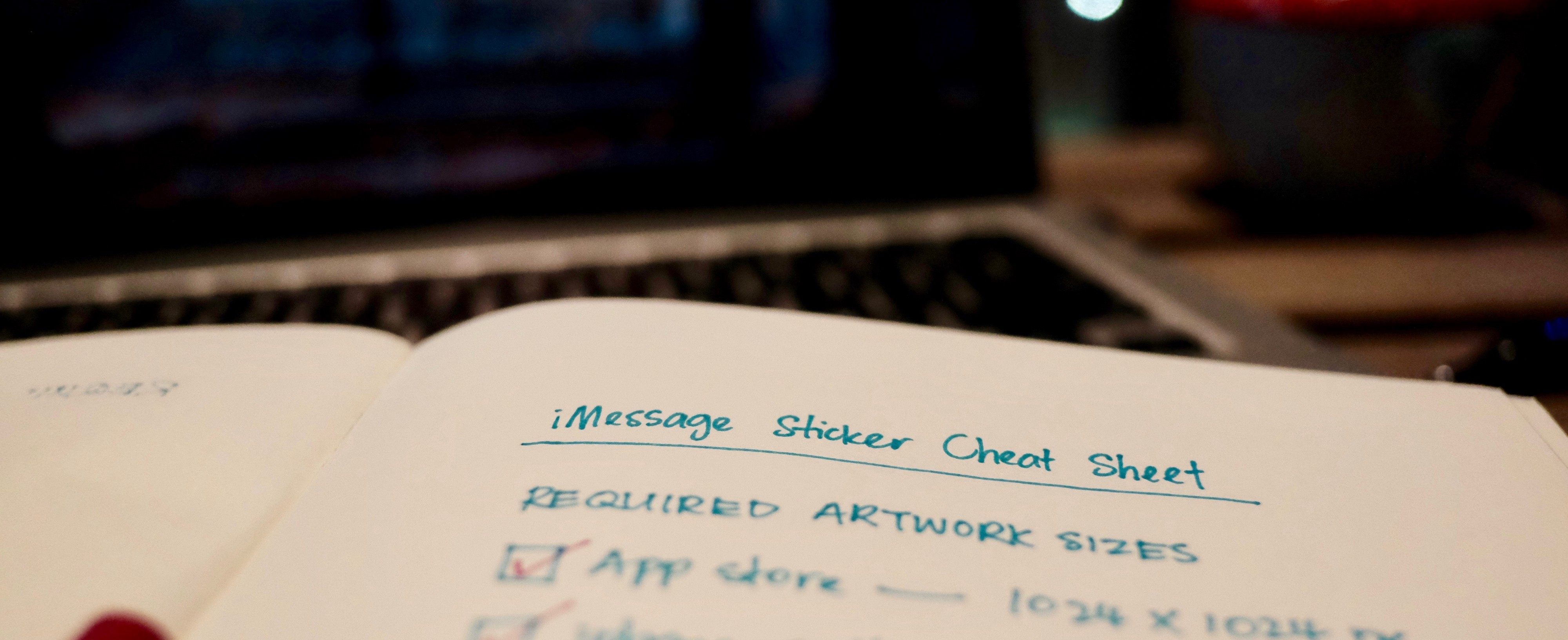 Cheat Sheet for Creating iMessage Stickers - Code Like A Girl