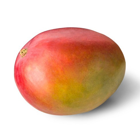 A picture of a mango, which is the size of the big fibroid that was in my uterus.
