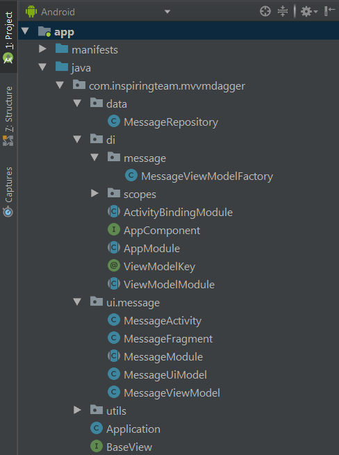 Improving testability in Android MVVM with Dagger 2