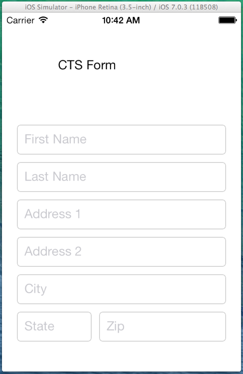 Modifying the iOS Keyboard with Xamarin - Brian Ponath - Medium