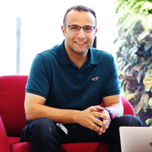 Hussein Mehanna, Director of Artificial Intelligence at Cruise