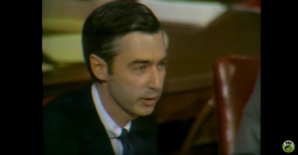 Fred Rogers Once Lived In Pittsburgh And Addressed Congress By Regina Clarke Medium