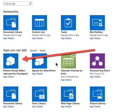 Add The Script Editor Webpart back to SharePoint Modern Experience