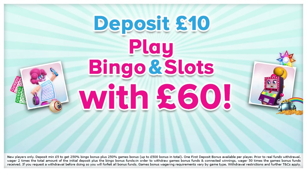 Deposit 10 Play With 60