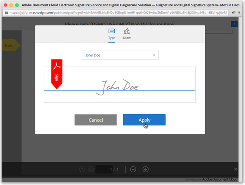 Introduction to Online Forms & Online Document Signing