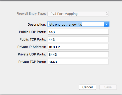 How to set up a free dynamic hostname with SSL cert using