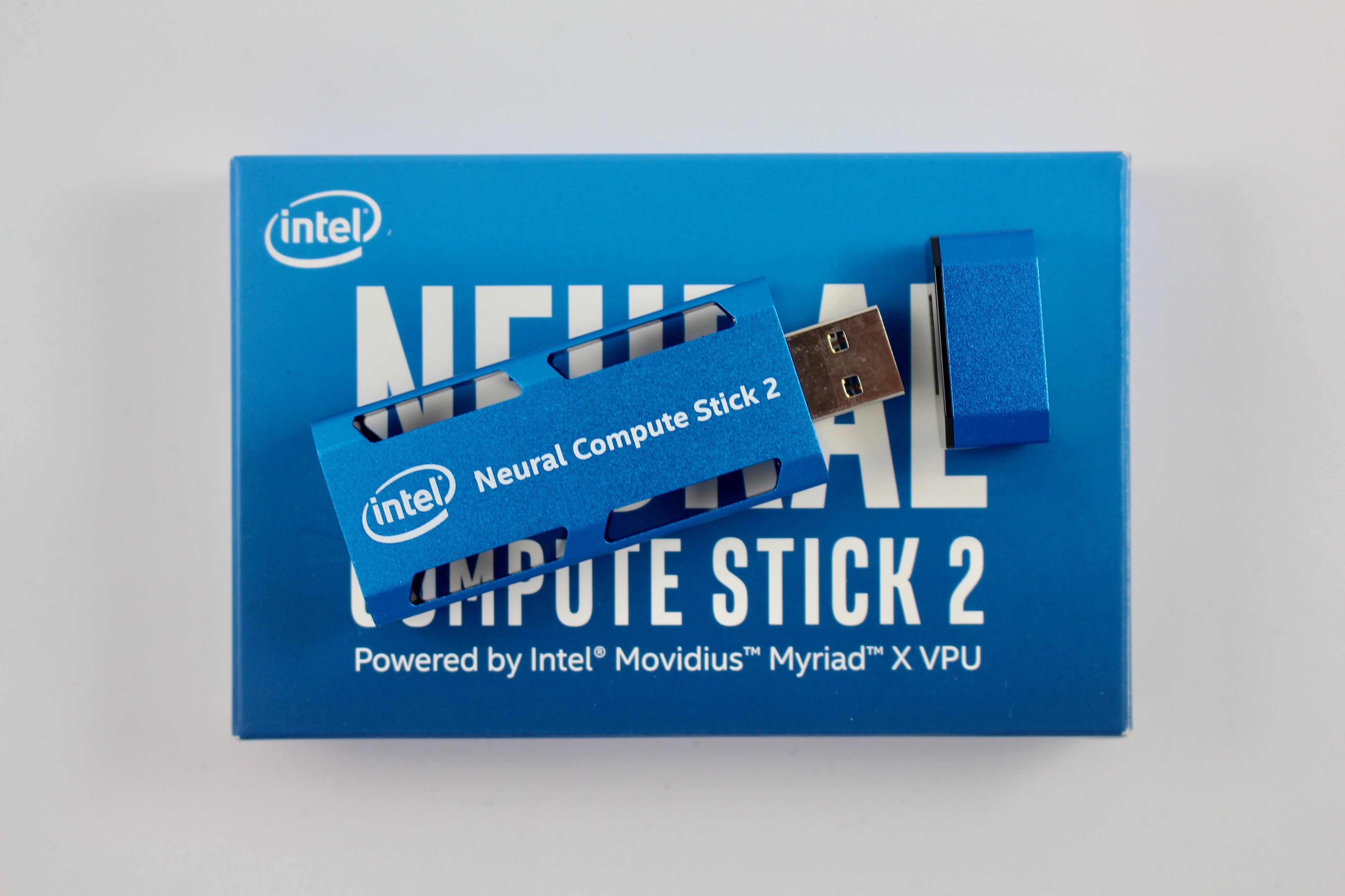 Getting Started with the Intel Neural Compute Stick 2 and