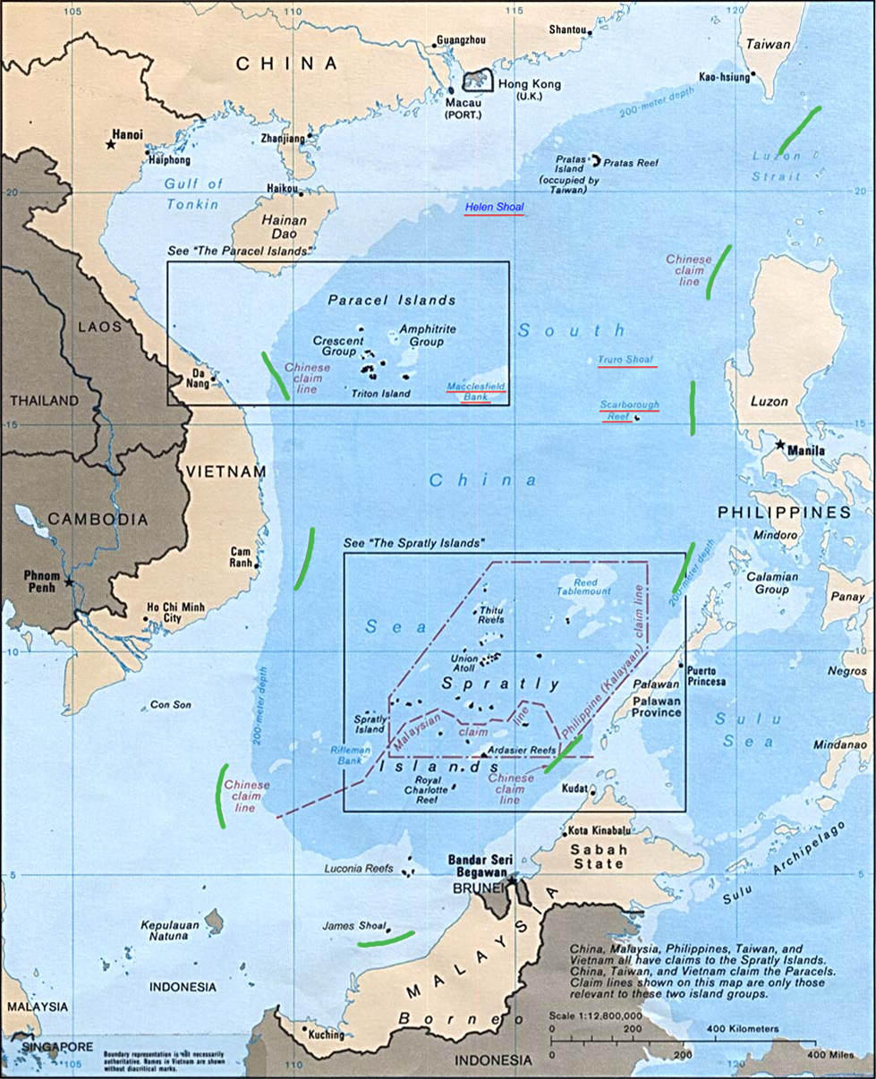 How China Is Winning The South China Sea - Arc Digital