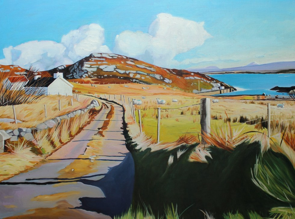 Poll Na Mbadai Harbour Of The Boats Arranmore Island Donegal Ireland By Emma Cownie Medium