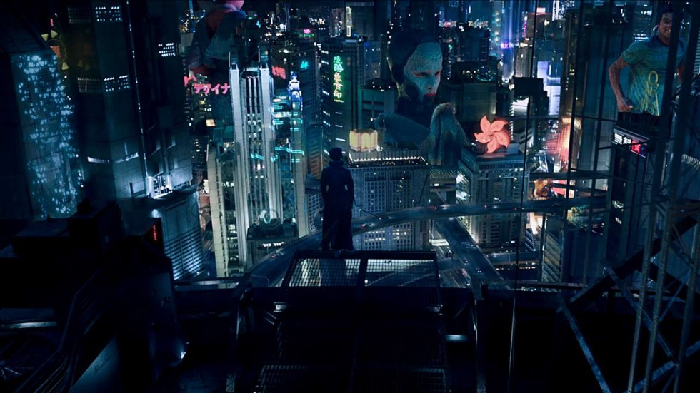 The Remake Of Ghost In The Shell Is Great By Nderground Medium