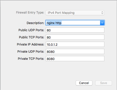 How to set up custom subdomains for services running on your Mac