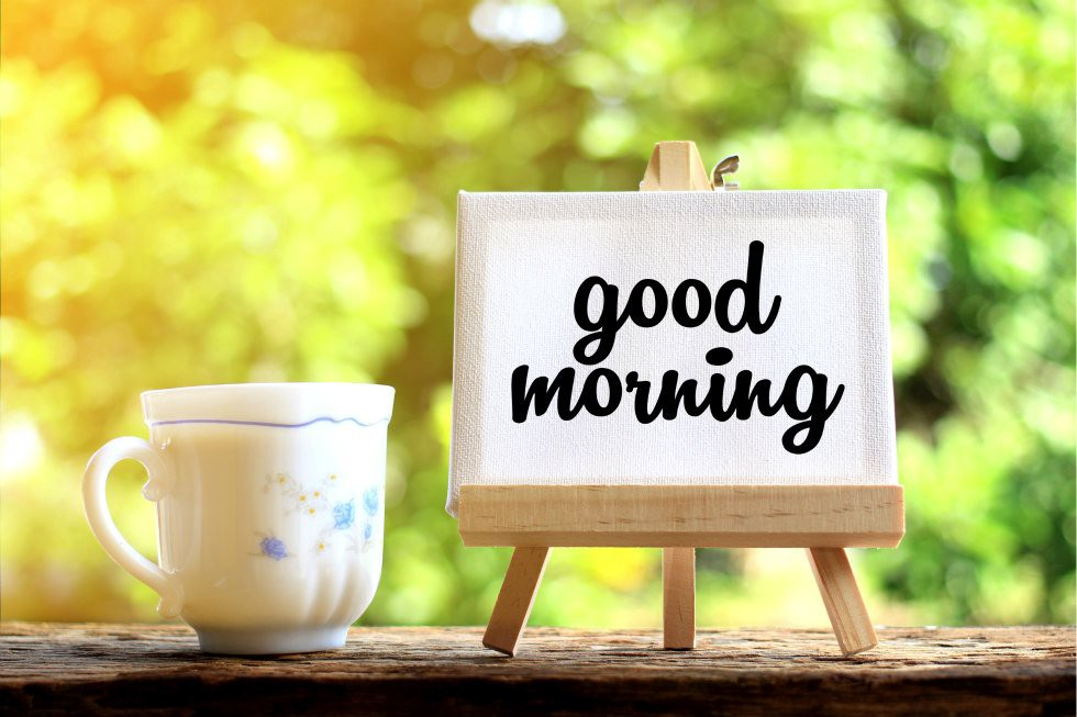 Good Morning Has A New Start A Unique Benefit A New Hope By Sachin Kumar Medium