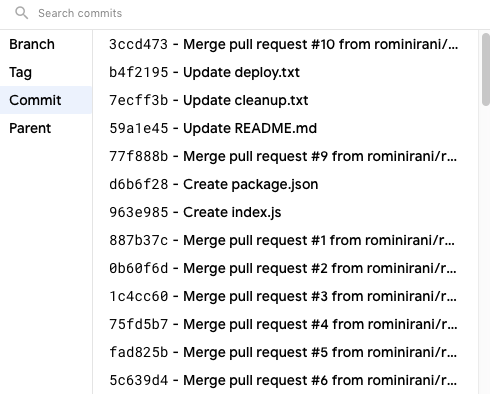 Google Cloud Functions Tutorial : Deploying from a Source Repository