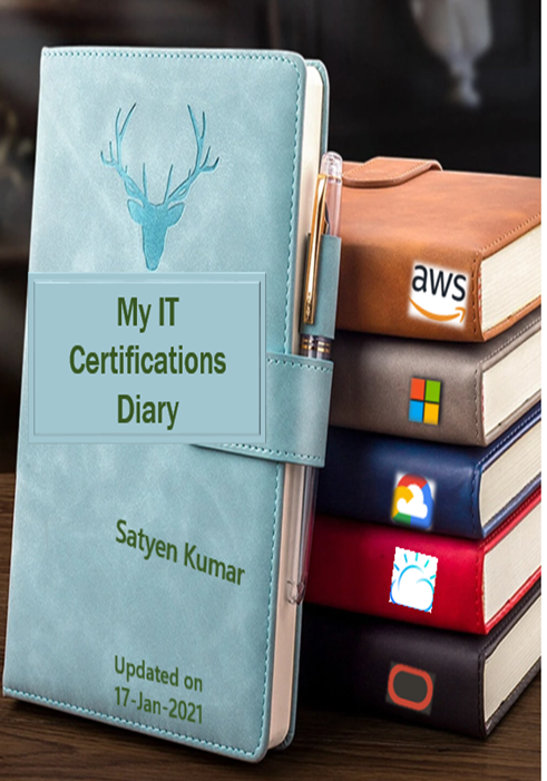 #SatyenKumar is probably the most certified Cloud professional in Brussels,Europe #AWS #Azure #OCI #CloudCertifiedFamily #IBM