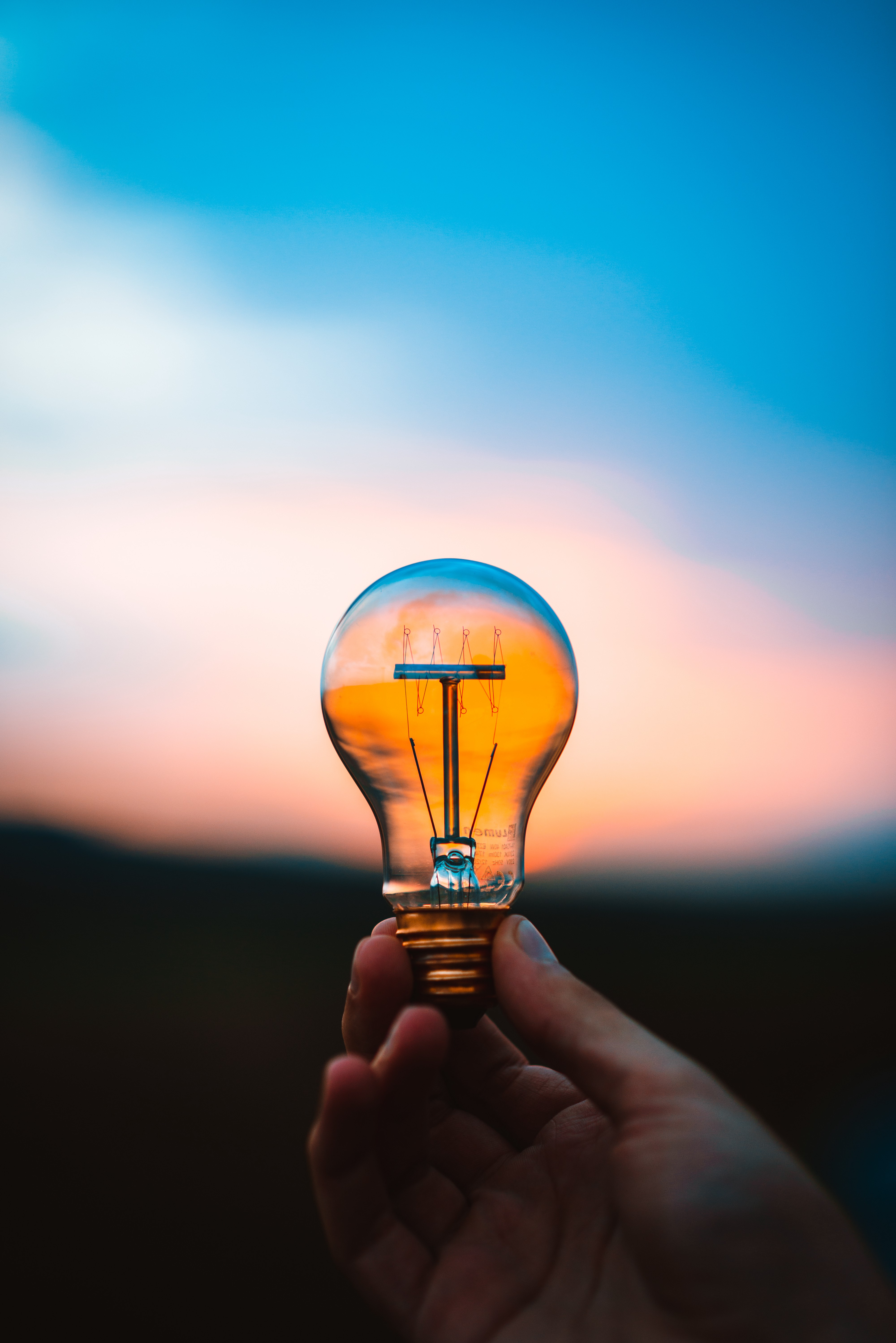 When will you know when the lightbulb will go off in your head?